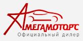 логотип мегамоторс