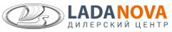 логотип лада нова